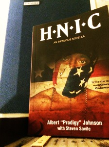 albert johnson prodigy hnic